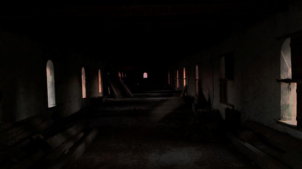 Aserradero Casa de los Horrores