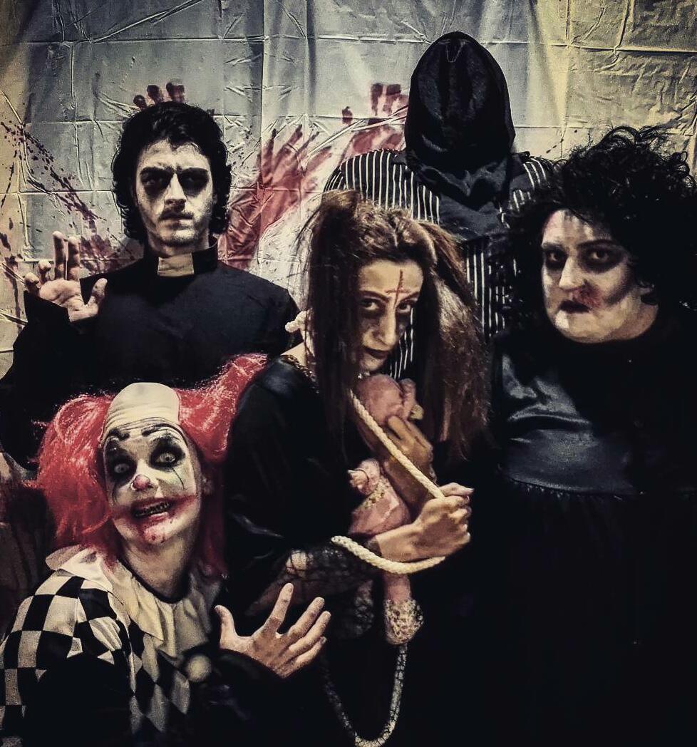 Actores Casa de los Horrores