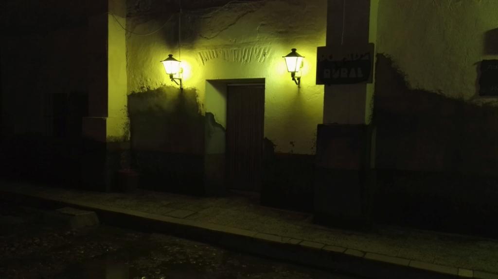 Entrada Casa de los Horrores