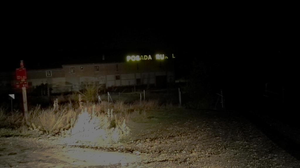 Exterior Casa de los Horrores