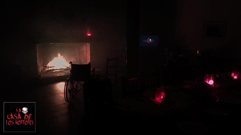 Salón Casa de los Horrores