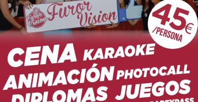 Furorvisión Madrid