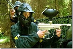 Paintball en Móstoles