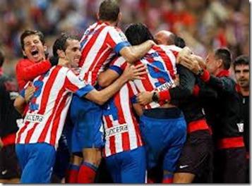 Entradas para el Atlético de Madrid