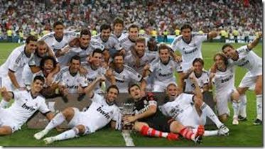 Venta de entradas para el Real Madrid