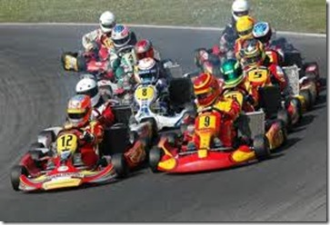 Karting en Madrid