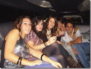 Limusinas en Huelva
