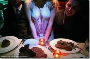 Restaurantes eroticos Sevilla