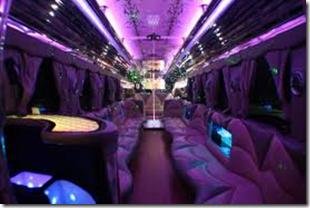 Autobús fiesta en Barcelona