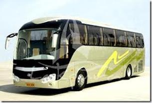 Autobuses para despedidas en Barcelona