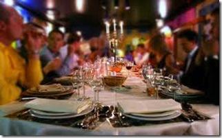 Cenas de empresa en Valencia
