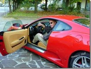 Conducir un Ferrari en Barcelona