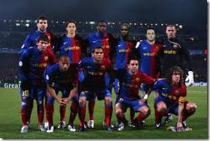 Entradas para el FC Barcelona