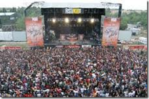 Entradas para festivales en Madrid