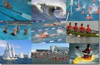 Deportes acuáticos