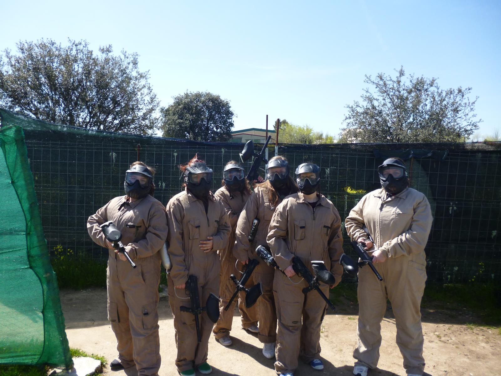 Paintball Madrid 2