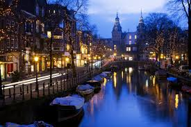 Despedidas en Ámsterdam