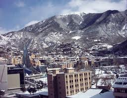 Despedidas en Andorra