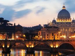 Despedidas en Roma
