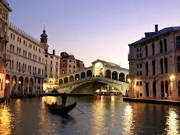 Despedidas en Venecia