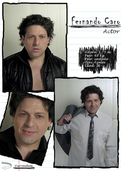 Actor para fiestas