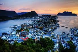 Despedidas en Noruega