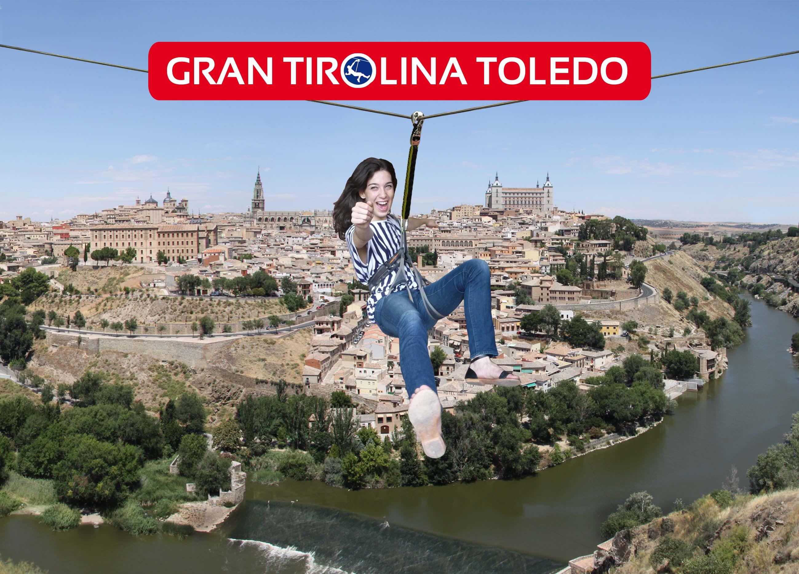 Gran Tirolina Toledo