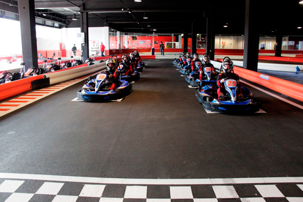 kartings zaragoza