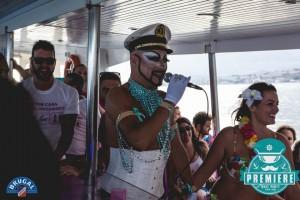 Fiesta en barco benalmadena