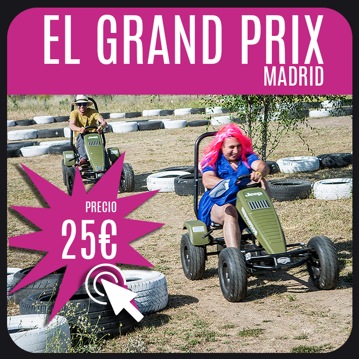 grand prix madrid