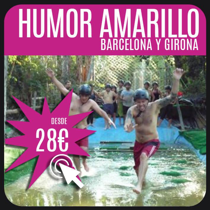 humor amarillo barcelona y girona