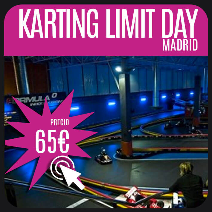 karting limit day