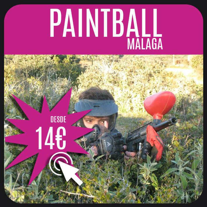 paintball malaga