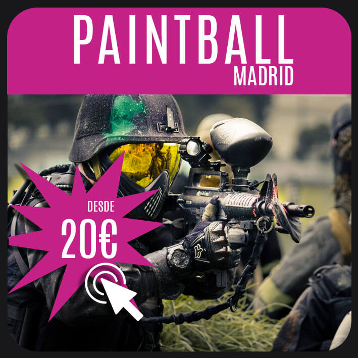 paitnball madrid