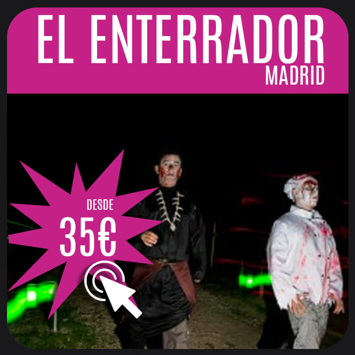 el enterrador madrid
