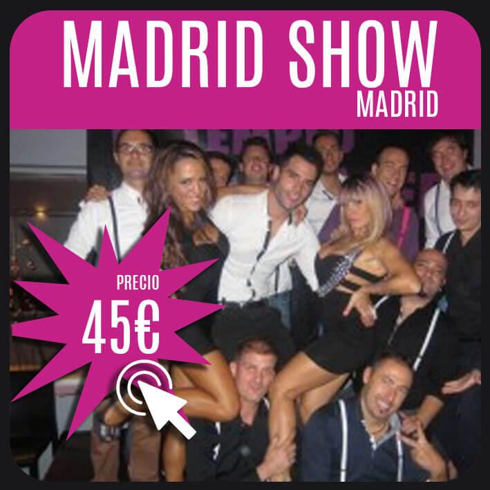 madrid show