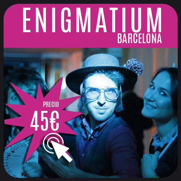 enigmatium barcelona