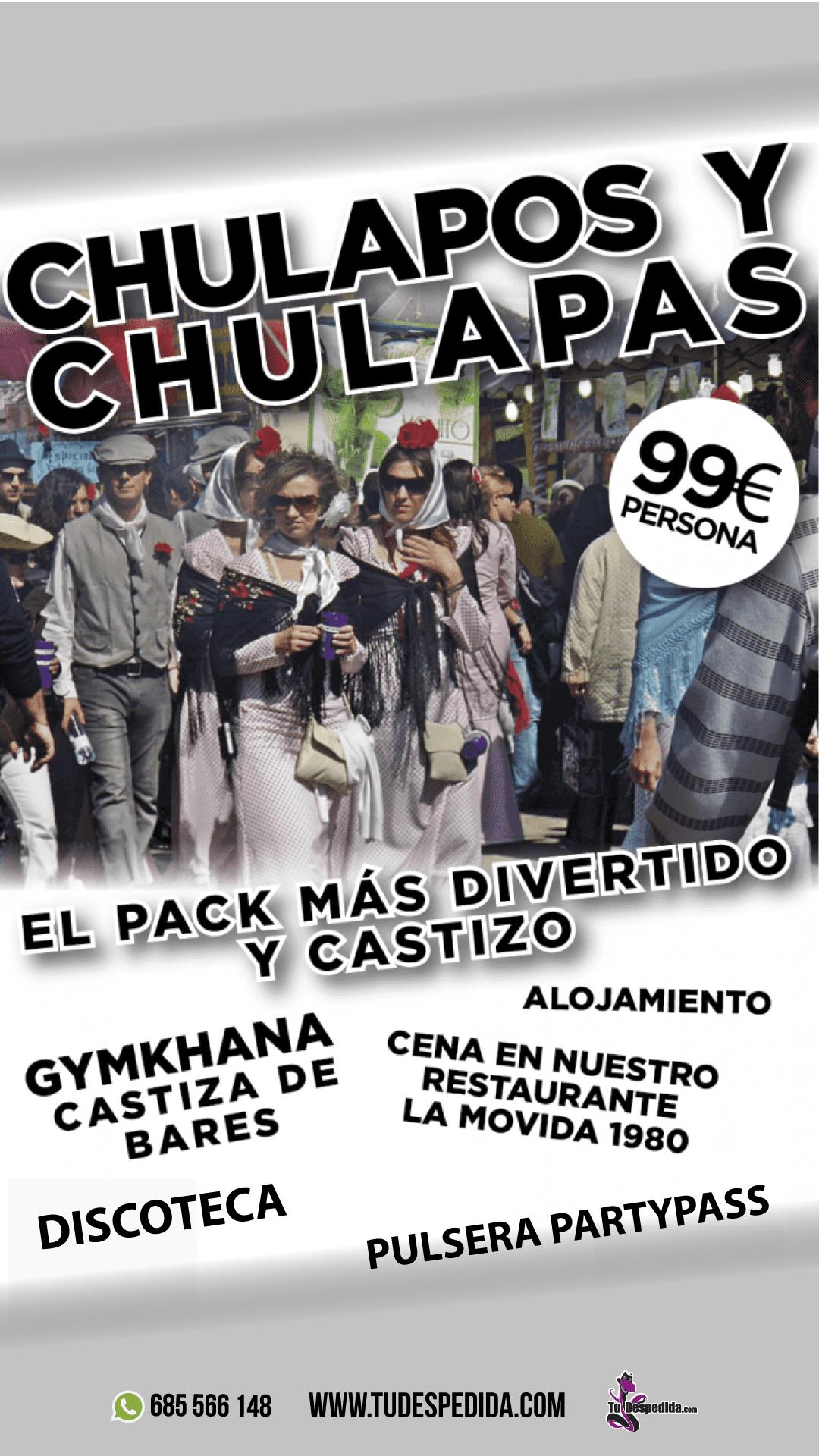Chulapos y Chulapas Aranjuez