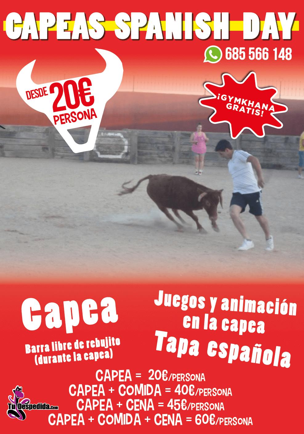 """Capeas en Toledo"""" width="""