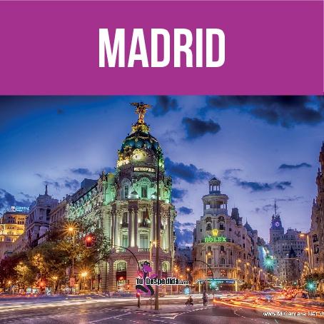 Despedidas Madrid
