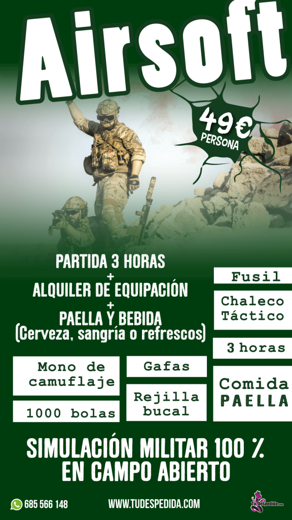 Airsoft Madrid