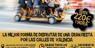 Beerbike Valencia