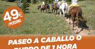 Rutas a caballo Barcelona