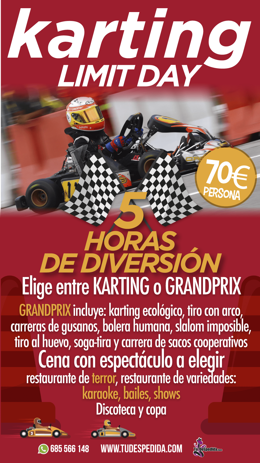 Karting Madrid