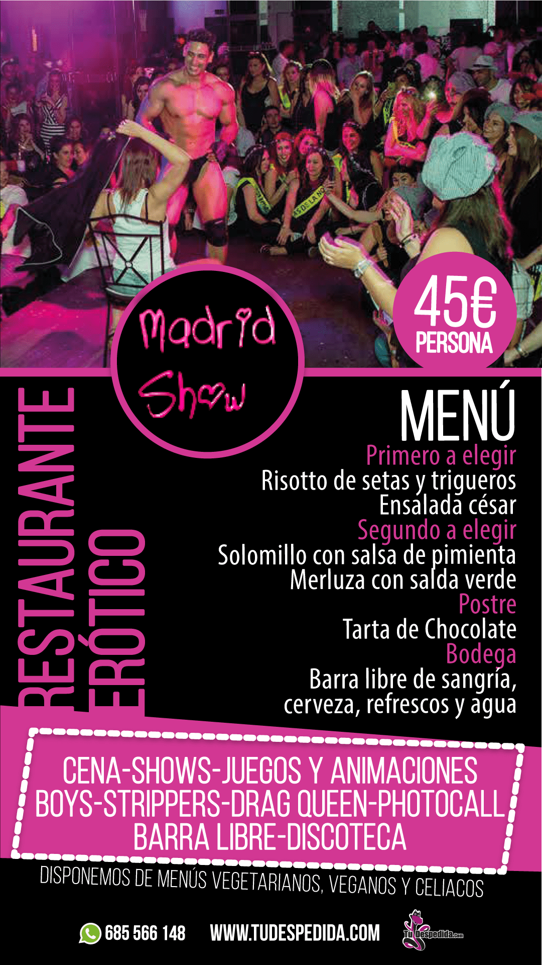 RTE MADRID SHOW