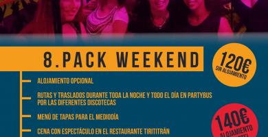 Partybus Weekend