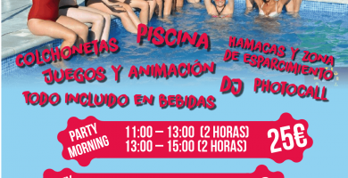 Poolparty Madrid