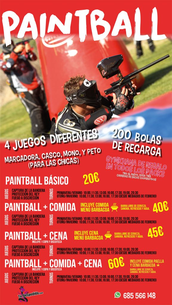 Paintball Toledo