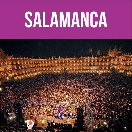 Despedidas Salamanca