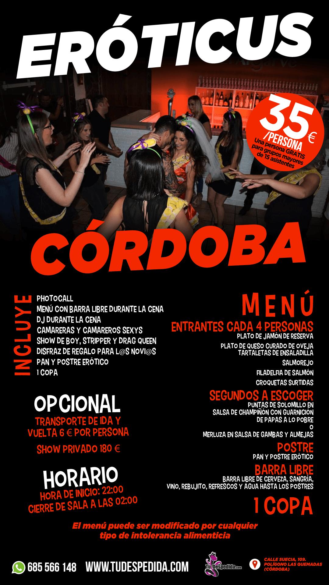 Eroticus Córdoba